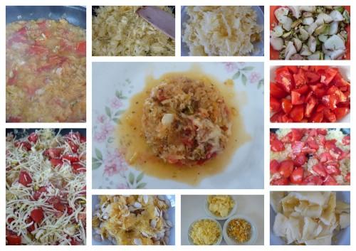 courge spaghetti,courge,poêlée,cuisine