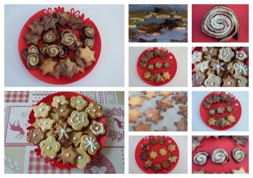 sablés,biscuits,noël