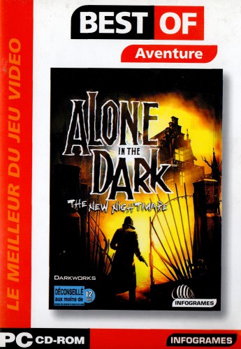 alone in the dark,the new nightmare,jeux vidéo,challenge halloween 2014