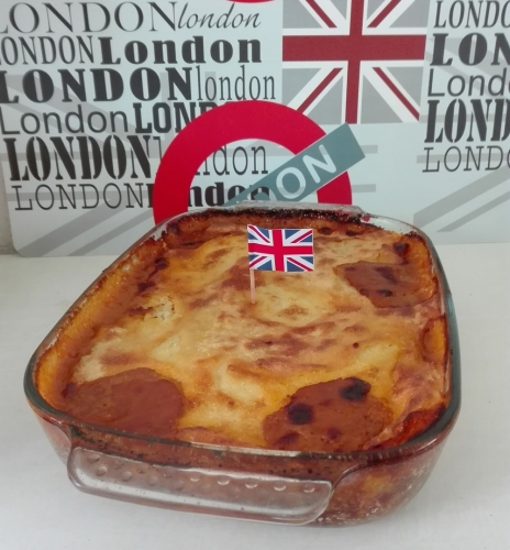 cottage pie,cuisine anglaise,mois anglais