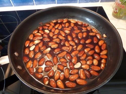 pralines aux amandes,cuisine,gourmandise