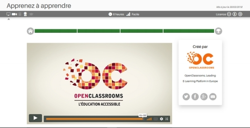 Mooc, Apprenez à apprendre, Openclassrooms